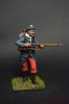 Фузилер. Франция 1914 - Оловянный солдатик коллекционная роспись 54 мм. Все оловянные солдатики расписываются художником вручную