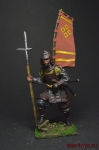 Асигару. Япония, 1600 - Оловянный солдатик коллекционная роспись 54 мм. Все оловянные солдатики расписываются художником вручную