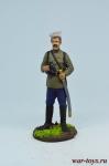 Чапаев - Оловянный солдатик коллекционная роспись 54 мм. Все оловянные солдатики расписываются художником в ручную