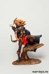 Фэнтези - Оловянный солдатик коллекционная роспись 54 мм. Все оловянные солдатики расписываются художником в ручную