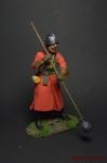 Стрелец - Оловянный солдатик коллекционная роспись 54 мм. Все оловянные солдатики расписываются художником вручную