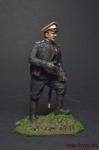 Поручик - Оловянный солдатик коллекционная роспись 54 мм. Все оловянные солдатики расписываются художником вручную