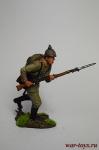 Рядовой 72 пехотного полка, Германия, 1914 год - Оловянный солдатик коллекционная роспись 54 мм. Все оловянные солдатики расписываются художником вручную