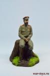 Николай II - Оловянный солдатик коллекционная роспись 54 мм. Все оловянные солдатики расписываются художником в ручную