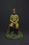 Николай II - Оловянный солдатик коллекционная роспись 54 мм. Все оловянные солдатики расписываются художником вручную