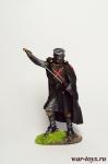 Рыцарь-Тамплиер - XIII века - Оловянный солдатик коллекционная роспись 54 мм. Все оловянные солдатики расписываются художником в ручную