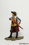 Д Артаньян - Оловянный солдатик коллекционная роспись 54 мм. Все оловянные солдатики расписываются художником в ручную