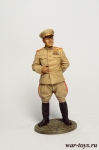 Маршал Советского Союза Г.К. Жуков, 1945 - Оловянный солдатик коллекционная роспись 54 мм. Все оловянные солдатики расписываются художником в ручную