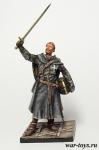 Рыцарь ордена Святого Джона - Оловянный солдатик коллекционная роспись 54 мм. Все оловянные солдатики расписываются художником в ручную