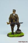 Обершютце, 3-я горноегерская дивизия, 1940 - Оловянный солдатик коллекционная роспись 54 мм. Все оловянные солдатики расписываются художником в ручную