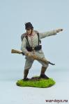 Унтер-офицер 10 егерского полка, Германия, 1914 год - Оловянный солдатик коллекционная роспись 54 мм. Все оловянные солдатики расписываются художником в ручную