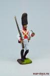 Гренадер полка Корона - Оловянный солдатик коллекционная роспись 54 мм. Все оловянные солдатики расписываются художником в ручную