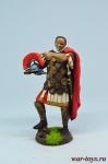 Центурион 1 в н.э. - Оловянный солдатик коллекционная роспись 54 мм. Все оловянные солдатики расписываются художником в ручную