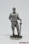 Кащей Бессмертный - Оловянный солдатик. Чернение. Высота солдатика 54 мм