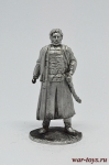 Малюта Скуратов - Оловянный солдатик. Чернение. Высота солдатика 54 мм