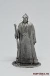 Иван Грозный - Оловянный солдатик. Чернение. Высота солдатика 54 мм