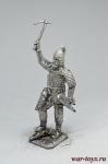 Скиф с луком - Не крашенный оловянный солдатик. Высота 54 мм.