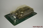 Русские танки № 10 ПТ-76 плавающий танк (только модель) - Масштабная коллекционная модель масштаб 1:72
