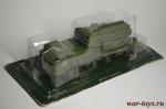 Боевые машины мира №2 БМ-27 Ураган (только модель) - Масштабная коллекционная модель масштаб 1:72