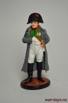 Император Наполеон I Бонапарт. Франция, 1805-15 гг. - Оловянный солдатик коллекционная роспись 54 мм. Все оловянные солдатики расписываются художником вручную