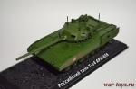 Российский танк Т-14 Армата - Масштабная коллекционная модель масштаб 1:72. Материал : металл, пластик