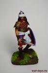 Царь Давид - Оловянный солдатик коллекционная роспись 54 мм. Все оловянные солдатики расписываются художником вручную