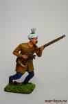 Тюфекчи — мушкетер повинциальной пехоты йерликулу, XVIII век. Ос - Оловянный солдатик коллекционная роспись 54 мм. Все оловянные солдатики расписываются художником вручную