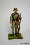Австрийские десантные войска 1914 г. - Оловянный солдатик коллекционная роспись 54 мм. Все оловянные солдатики расписываются художником в ручную