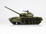 Наши Танки №19, Т-54-1 1/43 - Масштабная коллекционная модель масштаб 1:43
