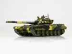 Наши Танки №18, Т-72Б3 1/43 - Масштабная коллекционная модель масштаб 1:43