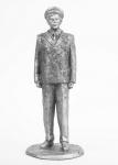 Генерал-полковник Варава - Не крашенный оловянный солдатик. Высота 54 мм.