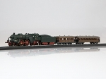 Масштабная модель поезда 1:220 Orient Express - Масштабная модель поезда 1:220