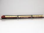 Масштабная модель поезда 1:220 Tee Edelweiss - Масштабная модель поезда 1:220
