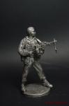 Бато Дашидоржиев - Не крашенный оловянный солдатик. Высота 54 мм