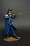 Гренадер Императорской Гвардии, 1812 - Оловянный солдатик коллекционная роспись 54 мм. Все оловянные солдатики расписываются художником вручную