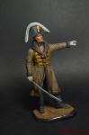 Маршал Мишель Ней - Оловянный солдатик коллекционная роспись 54 мм. Все оловянные солдатики расписываются художником вручную
