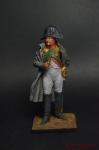 Наполеон Бонапарт - Оловянный солдатик коллекционная роспись 54 мм. Все оловянные солдатики расписываются художником вручную