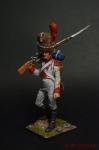 Гренадер линейной пехоты 1812 - Оловянный солдатик коллекционная роспись 54 мм. Все оловянные солдатики расписываются художником вручную