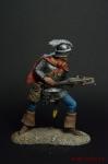 Арбалетчик 14-15 вв - Оловянный солдатик коллекционная роспись 54 мм. Все оловянные солдатики расписываются художником вручную