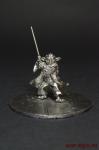 Магистр Йода - Оловянный солдатик. Чернение. 54 мм