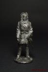 Генерал-фельдмаршал Шереметев 1705 - Оловянный солдатик. Чернение. Высота солдатика 54 мм