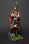 Вождь Викингов 90 мм - Оловянный солдатик коллекционная роспись 90 мм. Все оловянные солдатики расписываются художником вручную