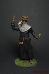 Чумной доктор - Оловянный солдатик коллекционная роспись 54 мм. Все оловянные солдатики расписываются художником вручную