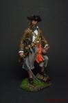 Черная Борода 1680-1718 - Оловянный солдатик коллекционная роспись 54 мм. Все оловянные солдатики расписываются художником вручную