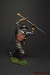 Рыцарь Великого княжества Литовского, 14-15 вв - Оловянный солдатик коллекционная роспись 54 мм. Все оловянные солдатики расписываются художником вручную