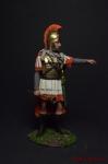 Фракия Трубач - 5 в до н.э. - Оловянный солдатик коллекционная роспись 54 мм. Все оловянные солдатики расписываются художником вручную