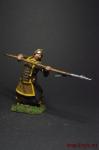 Древнекитайский воин, 5 в. до н. э - Оловянный солдатик коллекционная роспись 54 мм. Все оловянные солдатики расписываются художником вручную
