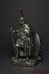 Центурион III Легиона, Египет 285 г н. э. - Оловянный солдатик. Чернение. Высота солдатика 54 мм