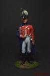 Веллингтон, Артур Уэлсли Англия 1815 г. - Оловянный солдатик коллекционная роспись 54 мм. Все оловянные солдатики расписываются художником вручную