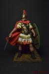 Римский легат, 2 в. н. э. 75 мм - Оловянный солдатик коллекционная роспись 75 мм. Все оловянные солдатики расписываются художником вручную